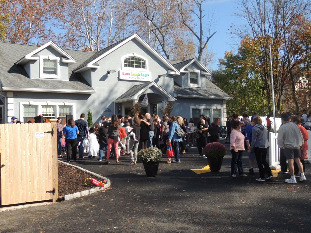 Love Laugh Learn Academic Child Care Celebrates Halloween With Parade